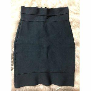 Herve Leger Bandage Skirt Mini Tight Size Small